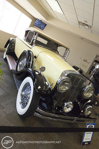 1929 Franklin Yellow