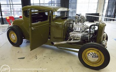 1930 Bigs Coupe Custom - Green