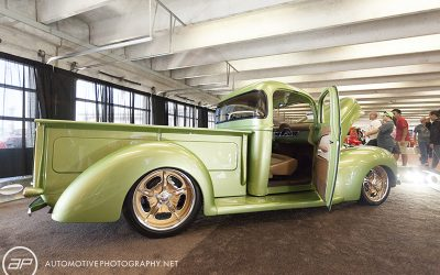1940 Ford Street Rod Green Custom 420HP