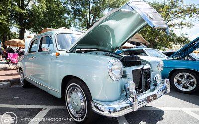 Mercedes 4 Door Sedan