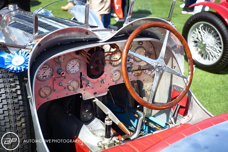 1926 Bugatti Type T39A - Amelia Island Concours
