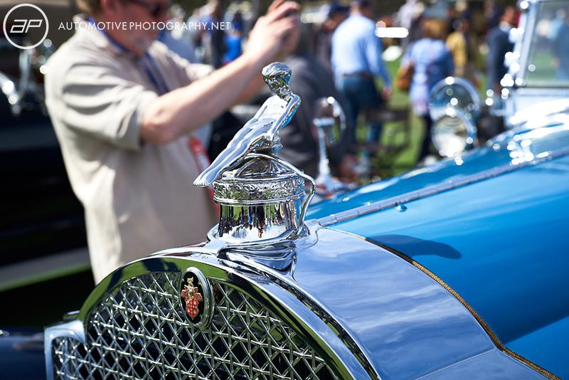 1929 Packard Sport Phaeton Emblem