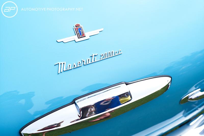 1951 Maserati A6G 2000 Pinin Farina
