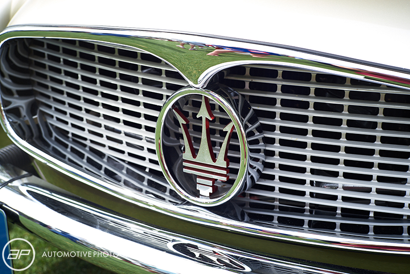1961 Maserati 3500GT Emblem