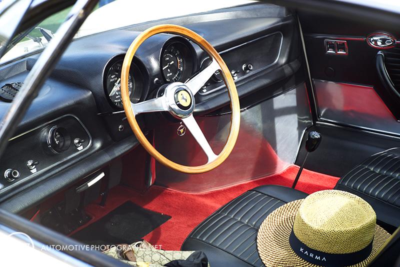 1966 Ferrari 365 P Interior Glass Roof