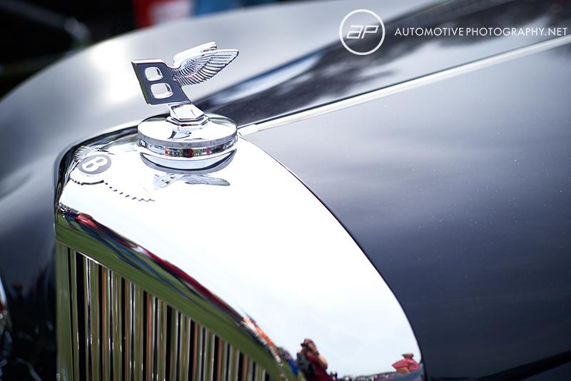 Bentley Emblem - Amelia Island Concours