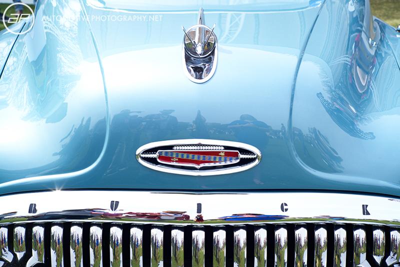 Buick Blue Emblem - Amelia Island Concours