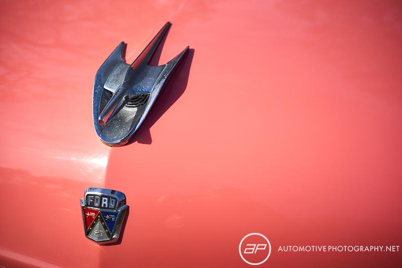 Ford Crown Victoria Emblem - Amelia Island Cars and Coffee