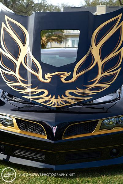 Z TA Trans Am Conversion Firebird - Amelia Island Cars and Coffee