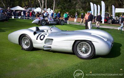 Mercedes W196 Silver Arrow