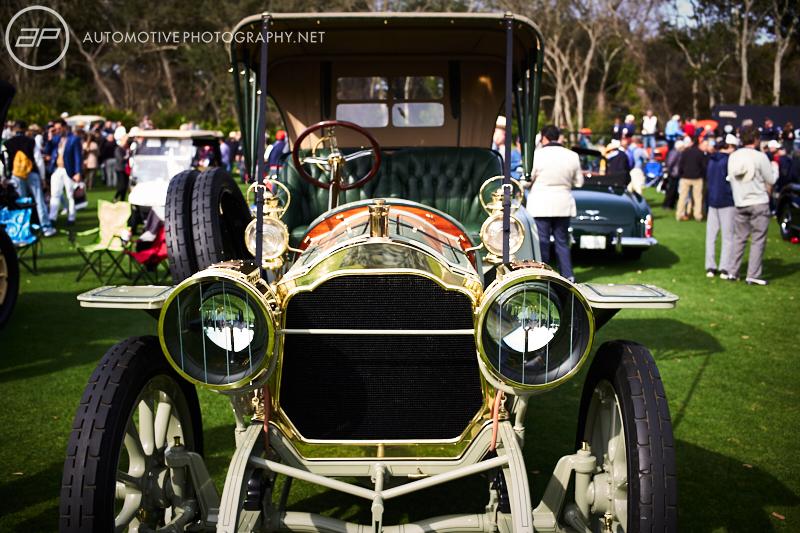 1908 Packard Model 30