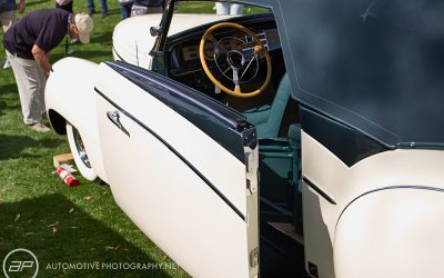 1938 Graham Model 97 Super Charged Cabriolet
