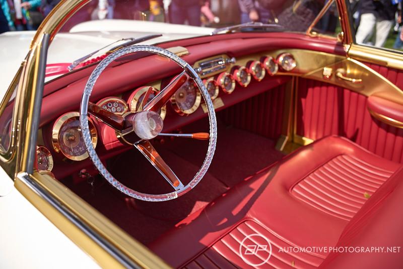 1953 Cadillac Special Cabriolet Interior